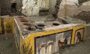 Откриха древен снек бар в Помпей