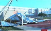 Опасен инцидент в училищен двор в Хасково