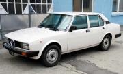 Продадоха бронираната Alfa на италиански мафиот