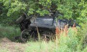 Катастрофа на пътя Русе - Силистра взе две жертви