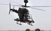САЩ подари на Хърватия военни хеликоптери