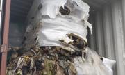 Откриха загробен боклук с неясен произход в Червен бряг