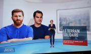 Гаф във френска телевизия: Объркаха Меси с иранския му двойник