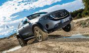 Какво може електрическото SUV на Mercedes, което е с по-голям клиренс от G-Klasse (ВИДЕО)