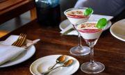 Рецепта на деня: Вкусен десерт в бяло и червено
