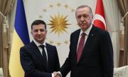 Ердоган: Анексирането на Крим е незаконно