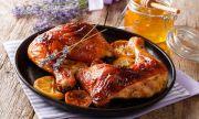 Рецепта на деня: Пилешки бутчета с карамелена коричка