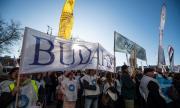 Протести в защита на ромите в Унгария