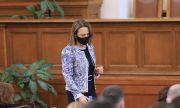 Ива Митева сложи точка на 46-ия парламент