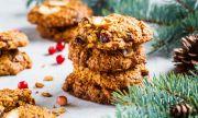 Рецепта на деня: Датски овесени бисквити с червени боровинки и сладък корен