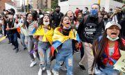 Призив за мир след смъртоносните протести в Колумбия