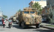 Турската армия удари сирийския петрол