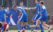 Юношите на Левски победиха ЦСКА и станаха шампиони