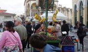 Атина става голяма пешеходна зона