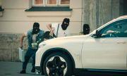 Обирджии не успяха да избягат от местопрестъплението с BMW iX3 (ВИДЕО)