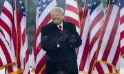 Доналд Тръмп дава интервюта за книги за неговия мандат