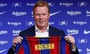 Куман остава треньор на Барселона