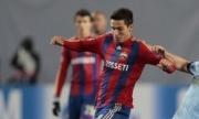 Миланов със силен мач за ЦСКА (Москва)