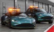 Изненада: Aston Martin Vantage е новата кола за сигурност във Формула 1