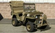 Военен Jeep с двигател от Honda си търси нов собственик