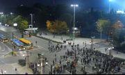 Протестиращи срещу новите мерки блокираха Орлов мост