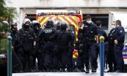 Терор в Париж