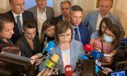 Нинова: Удовлетворени сме от преговорите с ИТН