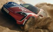 Porsche изпробва новото си електрическо комби в пясък и сняг (ВИДЕО)