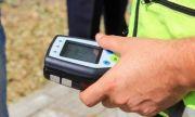 В Кюстендил задържаха шофьор с 3,3 промила алкохол