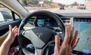 Tesla все още е далеч от BMW и Mercedes