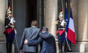 Главният готвач на френския президент напусна Елисейския дворец