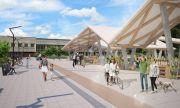 Модернизират центъра на голям град
