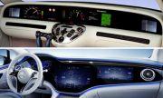 Хиперекраните на автомобилите: Mercedes ги измисля преди... 25 години