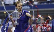 Медведев: Новак е най-великият в историята на тениса