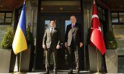 Володимир Зеленски на посещение в Турция