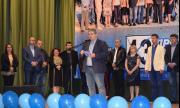 В Първомайци подкрепиха кандидатите на ГЕРБ за Община Горна Оряховица