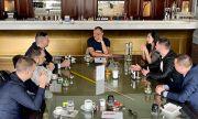 """Васил Божков прие Националния съвет на """"Българско лято"""""""