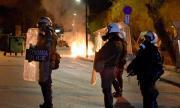 Напрежение! Гръцката полиция използва сълзотворен газ срещу мигрантите