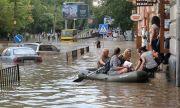 Сезонът на бурите се стовари над Украйна (ВИДЕО)