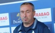 Треньорът на Левски: Футболистите ни са неуверени, феновете държат клуба