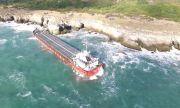 Христо Алексиев: Няма замърсяване от кораба
