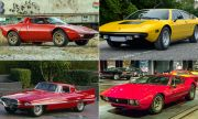 Най-неуспешните италиански автомобили (ЧАСТ II)