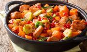 Рецепта за вечеря: Ароматна зеленчукова яхния с гъби