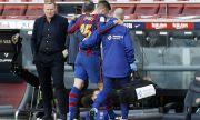 Барселона вече няма нито един здрав централен бранител