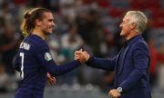 UEFA EURO 2020 Дешан: Гризман е един от най-великите играчи за всички времена