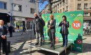 Мая Манолова: Никога няма да управляваме с ГЕРБ, ДПС и техните патерици