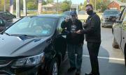 104-годишен отиде да си купи кола, подариха му я
