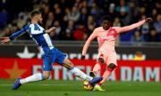 Барселона намалява цената на Дембеле, за да може да го продаде
