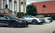 Първото електрическо Bugatti ще бъде представено в края на това десетилетие