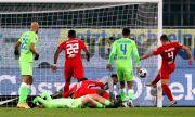 Волфбург и РБ Лайпциг не се победиха в дербито на кръга в Бундеслигата (ВИДЕО)